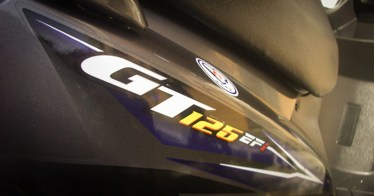 SYM GT 125 噴射 前碟煞版 - OA Wu's Blog