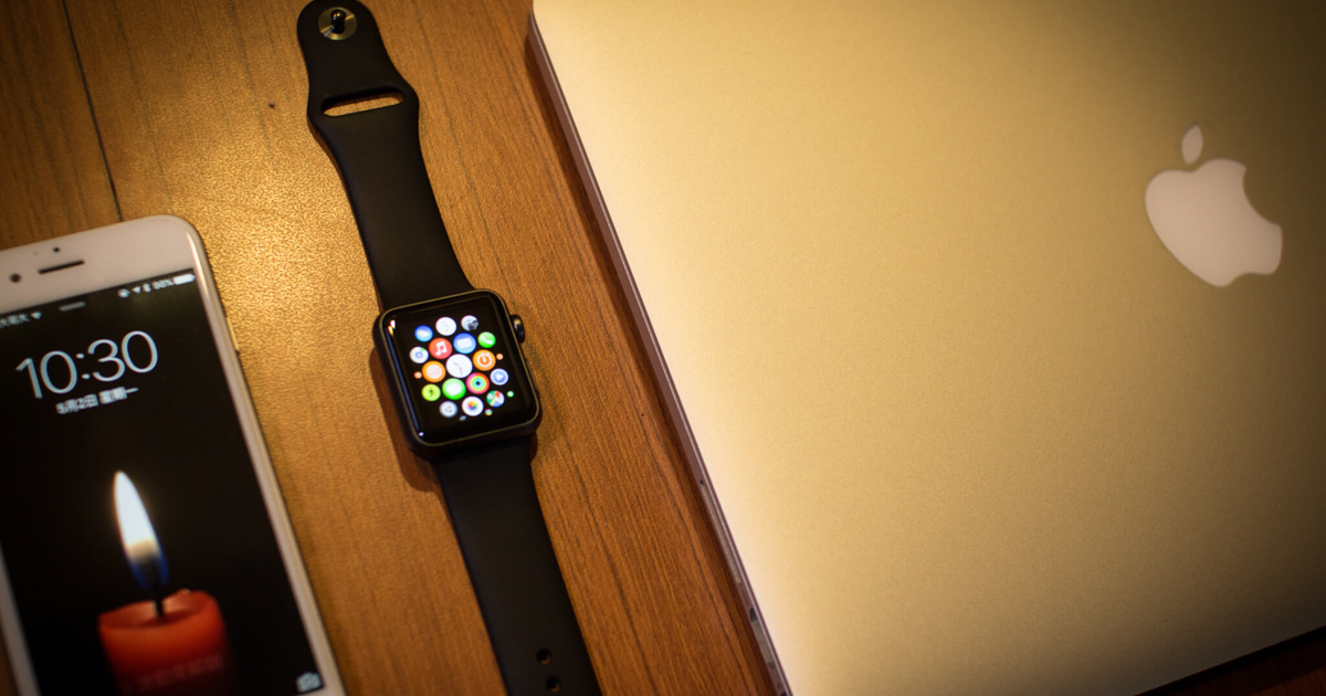 Apple Watch Sport - OA Wu's Blog