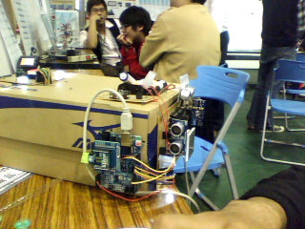 Arduino 新銳展翅創意競賽